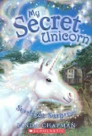 my secret unicorn book