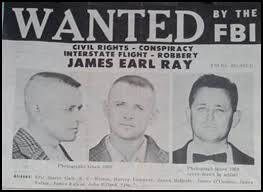 james earl ray pictures