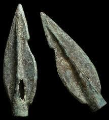 ancient arrowheads