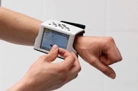 computer wrist