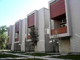 modern row house