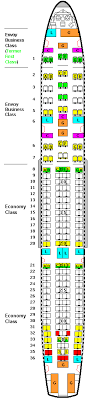 airbus a333 seats