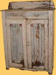 shabby chic cupboard
