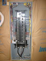 home electric panel