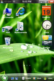 ipod touch themes