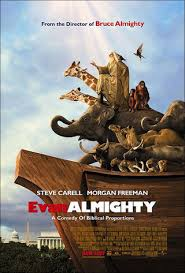 evan all mighty