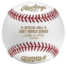 baseball world series 2007