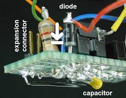 diode capacitor
