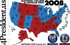 2008 electoral count