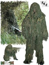 camouflage hunting suit