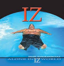 alone in iz world cd