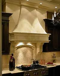 decorative kitchen hood