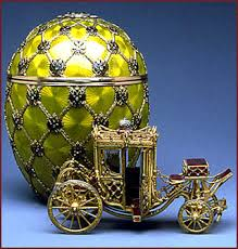 faberge egg collection