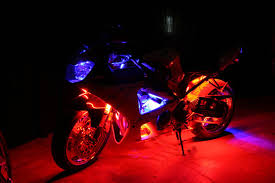 motorcycle underglow