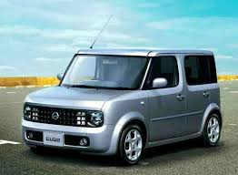 the cube nissan