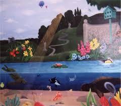 nature murals