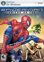 game spiderman 4