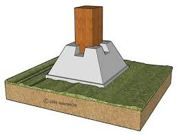 precast concrete footing