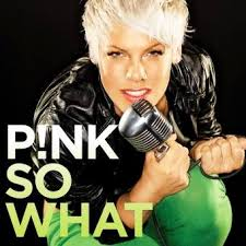 pink so what single