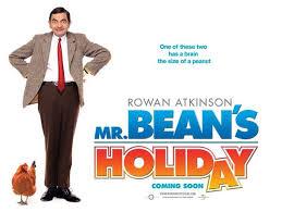 mr bean poster