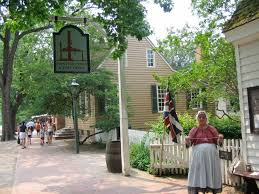 colonial shops