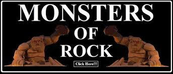 monsters of rock concert
