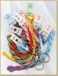 rayon threads