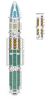 boeing 747 400 plan