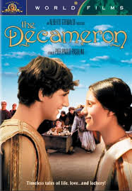 decameron dvd