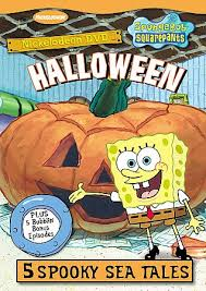 spongebob squarepants halloween