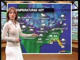 despierta america weather girl