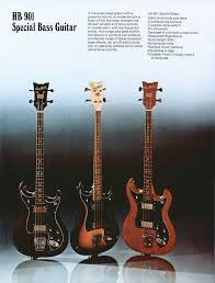 hagstrom basses