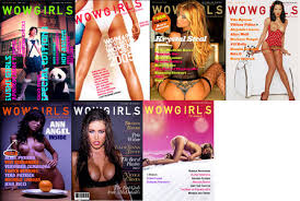 wow girls magazine