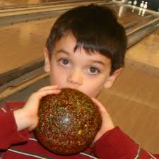 candle pin bowling ball
