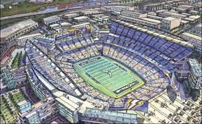 san diego chargers stadium