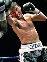 pictures of joe calzaghe