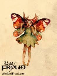 pressed fairy