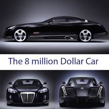 cost of a maybach