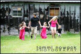 modern family photography