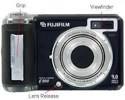 fuji fine pix e900