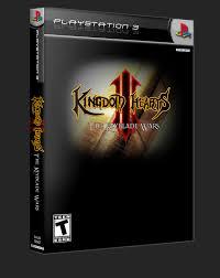 kingdom hearts 3 the game