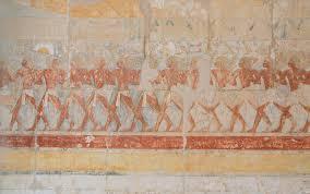 egyptian wall decoration