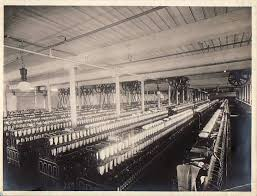 cotton machines