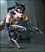 game catwoman