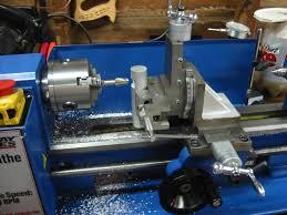 milling lathe