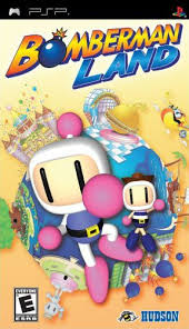 bomberman psp game