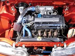 acura integra motors
