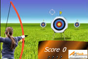 bow shooting games