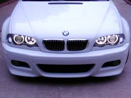 bmw e46 angel eyes