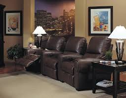 home theater sofas
